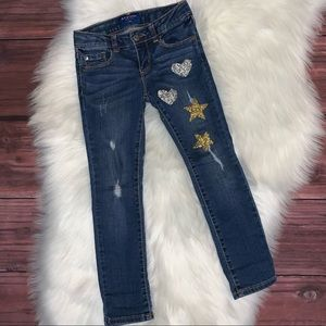 Arizona Skinny Jeans